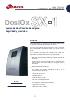 Equipos de dosificación de oxígeno DosiOx SX-1