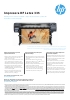 Impresora HP Latex 335