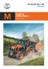 Tractor Diesel Mod. M 5001