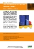 Cubetos de retención PE y acero para bidones y GRG