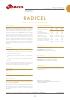 Radicel, Celulosa como coadyuvante de filtración