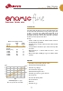 Enomic Fine, cartucho de fibra de vidrio