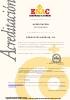 Certificado ENAC 17025