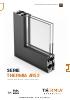 Ficha técnica: Sistema de apertura abatible Serie AR52 CE