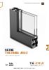 Ficha técnica: Sistema de apertura abatible Serie AR62 CE
