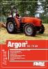 Tractores para campo abierto: Argón 3