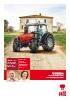 Tractores para campo abierto: Dorado