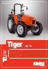 Tractores para campo abierto: Tiger