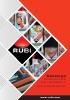 Catálogo Limpieza, Protección y Mantenimiento Rubí