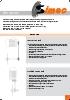 Líneas automáticas de corte de tubo MEC120 de Sismec