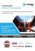 Catálogo pates polipropileno, escaleras de seguridad, equipos de ventilación para espacios confinados y alquiler de aparatos de climatización.
