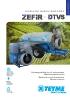 TEYME Gama de nebulizadores ZEFIR y DTVS
