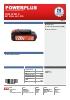 POWDP9010 Batería 20v LI-ION