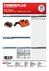 POWDP9060Cargador 20-40V + Bateria 20V