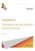 Presentación de la empresa y catálogo de productos