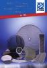 Discos de malla (filtros) de KÖRNER