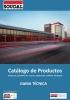 Catálogo de productos Soudal - Gama técnica