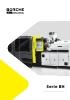 Inyectoras serie BH de alta velocidad y sala blanca