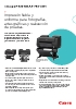 Catálogo Canon Prograf2000