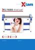 Catálogo laminadora Xlam 1600