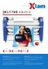 Catálogo laminadora Xlam 1700E