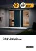 Puertas de entrada ThermoCarbon, ThermoSafe, Thermo65, TopComfort