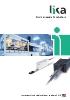 Catálogo sensores lineales magnéticos 2016