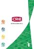 Catálogo de productos para la industria del plástico de CRC