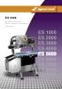 Etiquetadora automática peso-precio ES5000