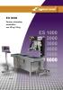 Etiquetadora automática peso-precio ES6000