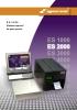 Etiquetadora manual peso-precio ES2000