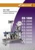 Etiquetadoras para productos individuales ES1000