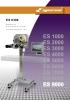 Sistema de impresión y aplicación ES9300
