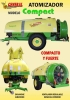 Atomizadores arrastrados Compact