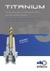 Catálogo Titanium de Schüssler
