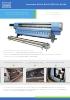 Impresoras roll to roll TYS C1024-i