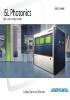 Soluciones de corte por láser ISL Photonics