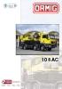 Ormig- Autogrúa sobre camión AC104_2012