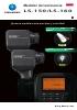 Medidor de Luminancia LS-150 / LS-160