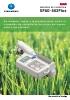 Medidor de Clorofila SPAD-502 Plus