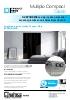 Saheco Multiplo Compact Glass SV-TPRO X110