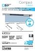 Compact Glass SV-X150 con la tecnología de frenado suave y seguro 150