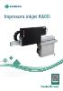 Impresoras inkjet K 600i de Domino