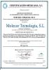 Certificado de producto de conformidad con la norma oficial mexicana NOM-001-CONAGUA-2011