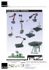 Mesas de medición / soportes magnéticos / Banco de centros