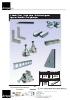 Escuadras de precisión / bloques paralelos / soportes