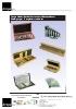 Bloques patrón / accesorios para bloques patrón / Bolas de acero / galgas ópticas / galgas paralelas