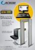 Integración Arco detector de metales & Inspección Rayos-X