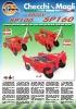 Cosechadoras de patatas Mod. SP50V - SP100 - SP160