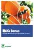 Fertilizante foliar Haifa Bonus